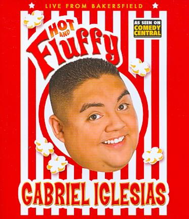 GABRIEL IGLESIAS:HOT AND FLUFFY BY IGLESIAS,GABRIEL (Blu-Ray)